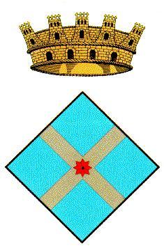 Escut Ajuntament d'Ivars d'Urgell.