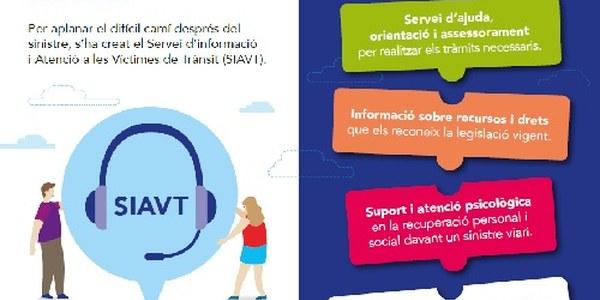 Servei d'Informació i Atenció a les Víctimes de Trànsit SIAVT